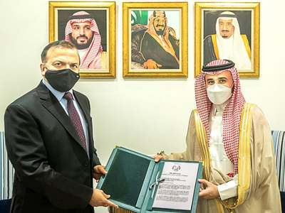Pak envoy presents credentials to Bahrain King
