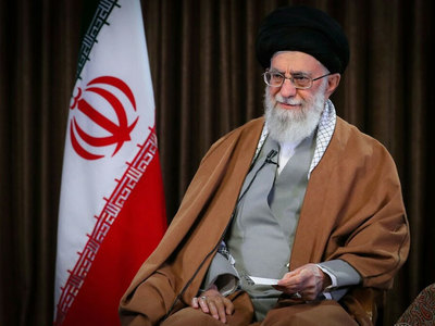 Iran supreme leader casts first ballot in presidential vote