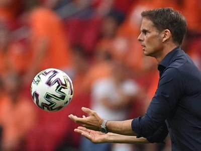 More still to come from Netherlands, says De Boer