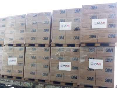 Pakistan receives another shipment of emergency medical supplies from US