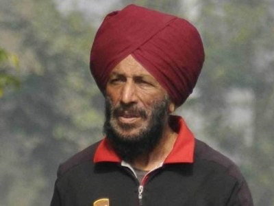 India mourns as 'Flying Sikh' Milkha Singh dies of Covid aged 91