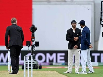 New Zealand bowl against India in World Test Championship final