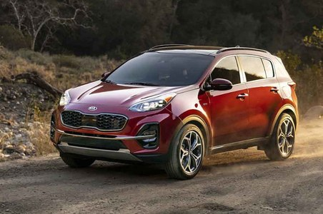 Lucky Motor Corp issues safety warning to Pakistan's Kia Sportage owners