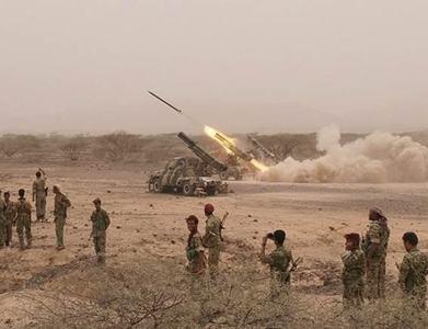 Saudi air defences intercept eight armed drones