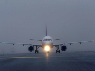 South China airport cancels flights after Covid case