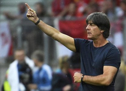 Germany's Loew not surprised by heroics of highly-rated Gosens