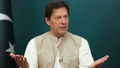 Lahore's underground water level has stopped falling for first time, says PM Khan