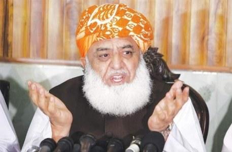 Fazlur Rehman announces new round of anti-govt rallies from July 4