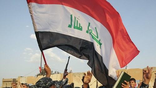 Rocket targets Iraq base hosting US troops