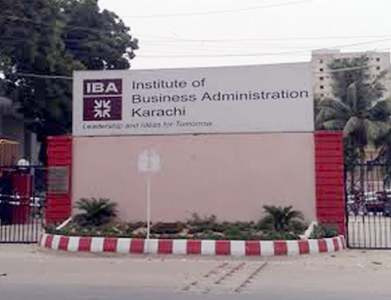 IBA holds discourse on 'State of the Economy and the Federal Budget 2021-22'