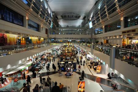 Dubai airport targets 28m passengers this year