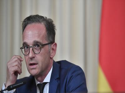 German FM calls for economic sanctions on Belarus