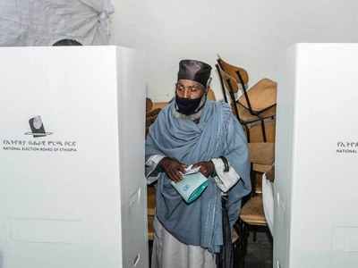 Ethiopians vote in poll overshadowed by Tigray