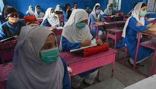 Primary schools reopen across Sindh as govt eases Covid restrictions