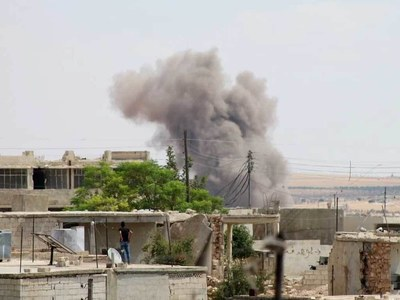 Syria regime shelling on Idlib kills 9: monitor
