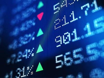 Monday's early trade: Dow climbs, crypto stocks drop