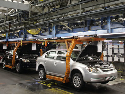 Auto policy revs up