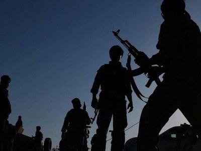 Afghan translators fleeing the Taliban land in Britain