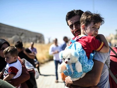 Brussels eyes extra 5.7bn euros for Syrian refugees