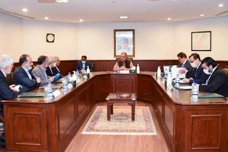 Qureshi, Iran's special representative discuss Afghan peace process