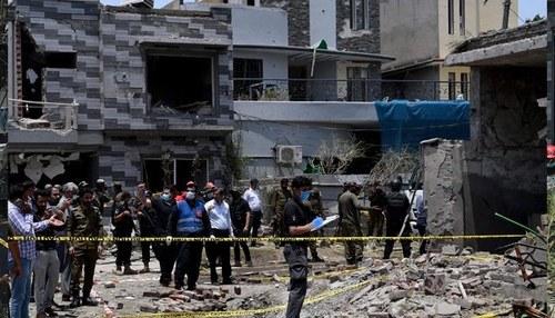 Punjab police close to arresting culprits behind Lahore blast, says Rashid