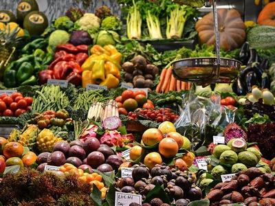 Net food importer – since 1990
