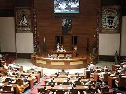 Opposition's protest mars budget debate in Sindh Assembly