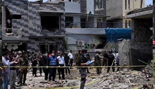 LEAs arrest owner of vehicle used in Johar Town blast