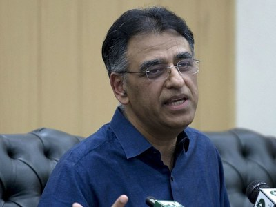 Fourth wave of Covid-19 could emerge in Pakistan in July, warns Asad Umar