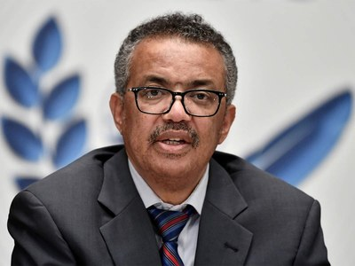 WHO's Tedros says vaccine shortage in poor countries a global failure