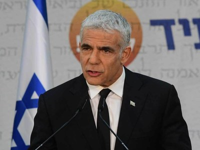 Israel's new FM tells US of Iran concerns but promises to work together