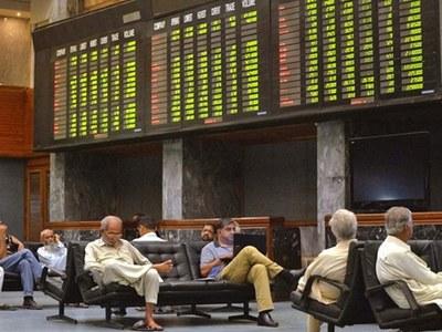 KSE-100 plummets over 600 points as negative sentiment prevails