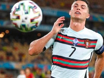 Ronaldo 'proud' of Portugal's efforts after Euro 2020 elimination