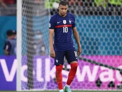 Mbappe the culprit as Switzerland stun France on penalties