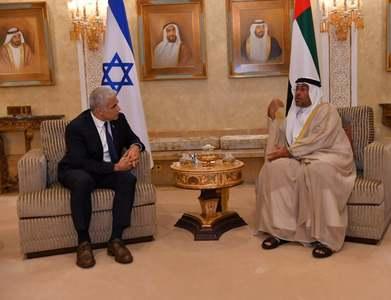 Inaugurating embassy in UAE, Israel tells region: 'We're here to stay'