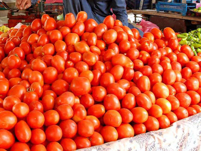 Tomato prices raised by over 150pc in retail