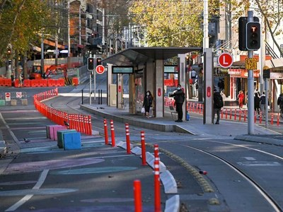Lockdown measures extended in Australia amid COVID-19 outbreak