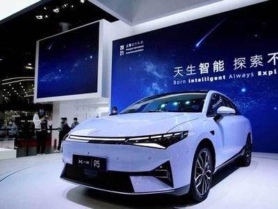 Chinese EV Maker Xpeng to raise $1.8b in Hong Kong listing