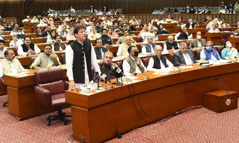 Pakistan will never compromise on its sovereignty for any country: PM Imran
