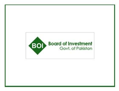 BOI develops dedicated Pakistan China B2B Investment Portal