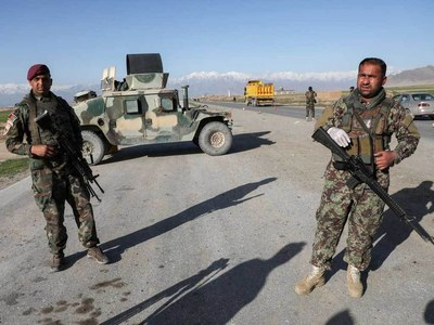 Western forces pack up to end their war, Afghans 'manage the consequences'