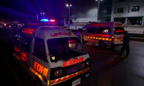 Blast in Quetta injures at least six