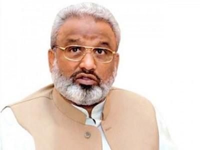 Former Sindh CM Arbab Rahim joins PTI