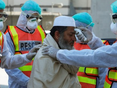 Pakistan reports highest number of daily Covid-19 cases since June 10