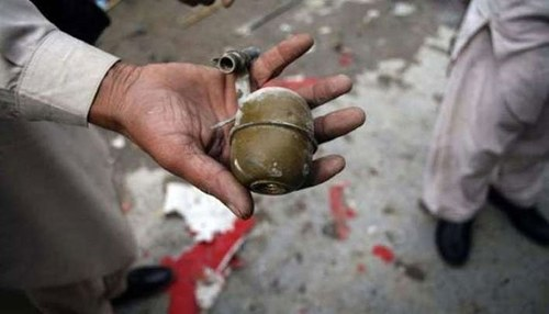 Three children killed in Tank district after mistaking grenade for toy