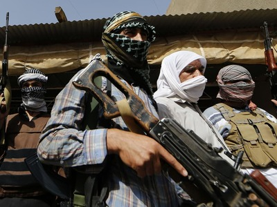Taliban gain nine more districts in two Afghan provinces