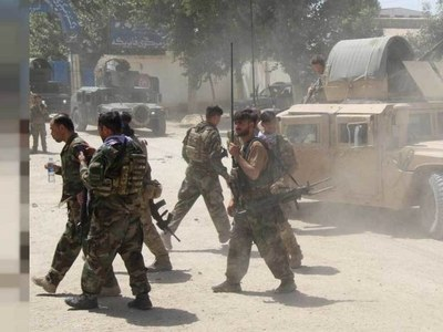 Taliban seize key Kandahar district after fierce fighting