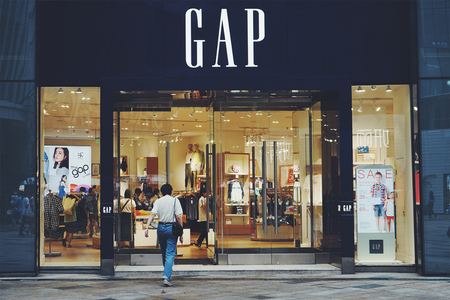 Gap to close all shops in UK, Ireland in online shift