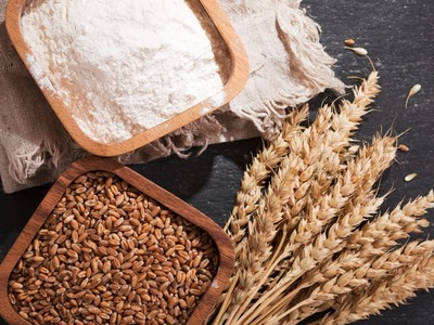 Wheat output: overstated?