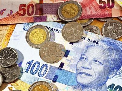 South African rand opens stronger, stock market weak